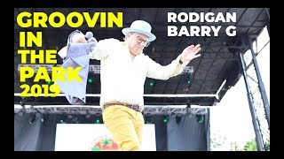 Groovin in the Park 2019 David Rodigan and Barry G highlights
