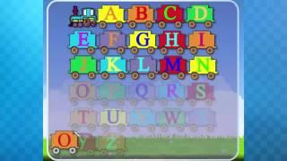 Английский алфавит с произношением  Обучающее видео для детей