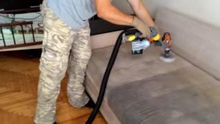 видео Химчистка (чистка) офисной мебели в Санкт-Петербурге