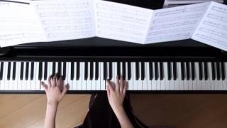 2016年2月7日録画、 使用楽譜;ぷりんと楽譜・中級.