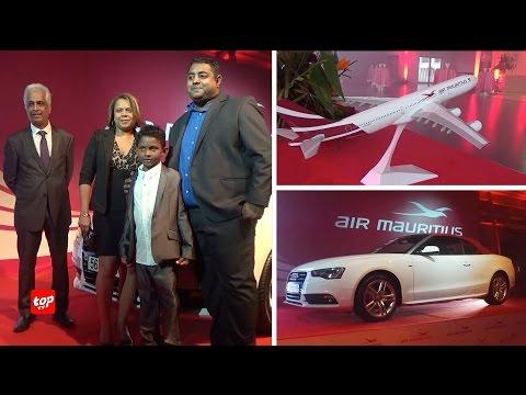 Air Mauritius Travel Extravaganza : Patrice Armance remporte une Audi A5 Cabriolet