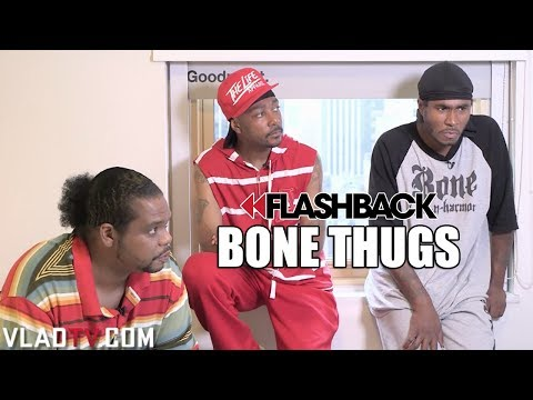 """Flashback: Bone Thugs Discuss 2Pac Confronting Them Over """"Claiming Thug"""""""