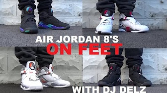 promo code 96b21 2e692 On Feet Shoe Reviews With Dj Delz On The Sneaker Addict Show - YouTube