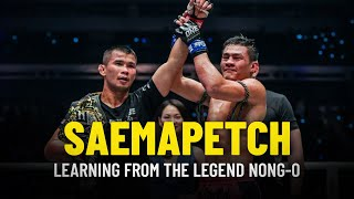 Saemapetch vs. Nong-O | Learning From The Legend
