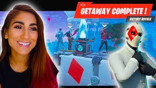 NEW WILD CARD SKIN AND FORTNITE GAME MODE!!