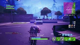FORTNITE : GETTING CAUGHT IN THE STORM