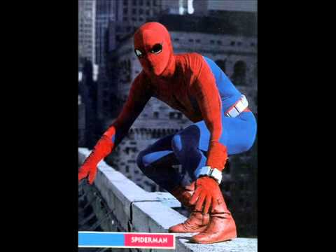 Nicholas Hammond as the Amazing Spider-Man - YouTube