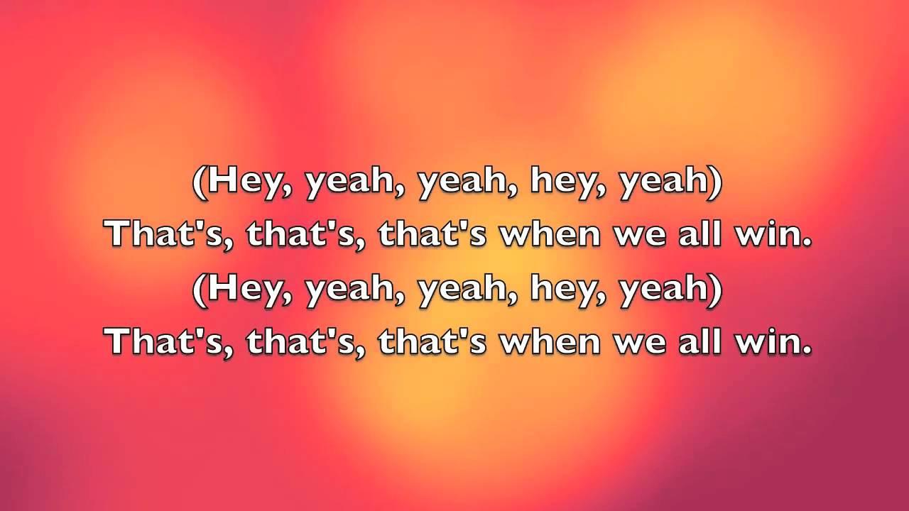 Nickelback When We Stand Together Lyrics