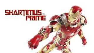 Toys Mark Xlviii Iron Man Scale Avengers Age Ultron Action Figure Review