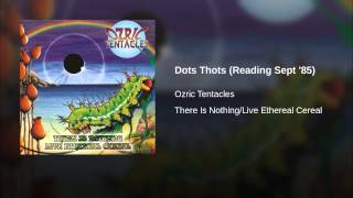 Dots Thots (Reading Sept