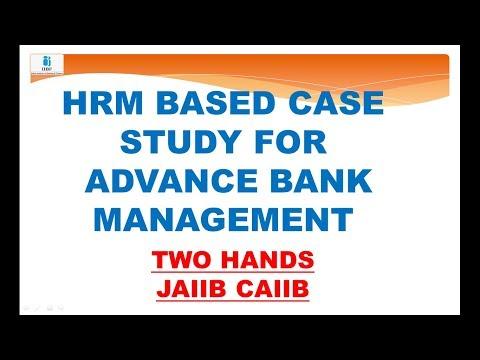 CAIIB ABM HRM