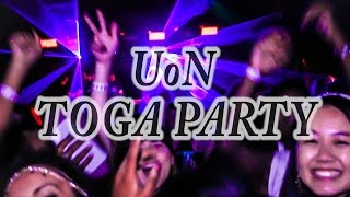 UoN's Toga Party 2015