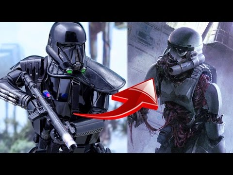 ¿Los Death Troopers Son Realmente Zombies? Teoría - Star Wars Apolo1138
