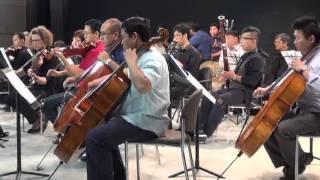 Tanya Sama Hati - Gubahan semula gabungan Muzik Simfoni dan Tradisional