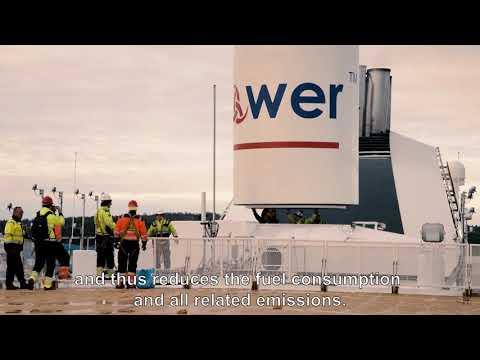Το πρώτο πλοίο που θα κινείται με άνεμο, στη νέα εποχή