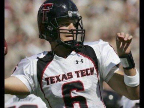 Heisman Candidate Graham Harrell Texas Tech
