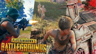 PUBG ZOMBIES With Lewis, Tom and Barry!