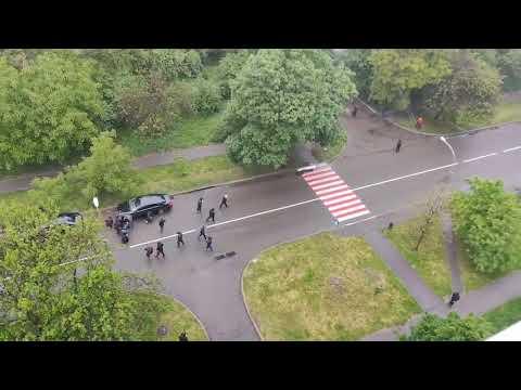 «Как в девяностые»: под Киевом произошла криминальная разборка со стрельбой