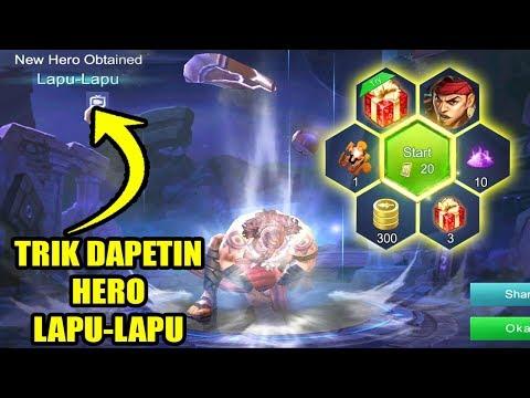 TRICK MUDAH DAPETIN HERO LAPU-LAPU dari LUCKY SPIN - Mobile Legends Indonesia
