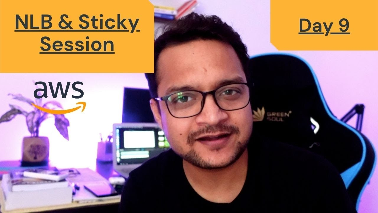 DAY 9 - 100 Days Of AWS | ENLB, Sticky Session & Cross Zone Load Balancing