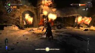 Castlevania: Lords of Shadow - Chapter 5 Boss: Brauner