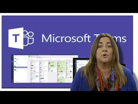 Microsoft Educator Badges & Teams Uses in Higher Ed Teaching & Learning, Annette Cosgrove, GMIT