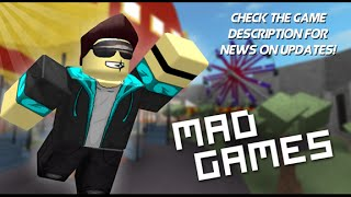 Let's Play Roblox [NEW] Mad Games (v2.09) With Ryan ep. 1