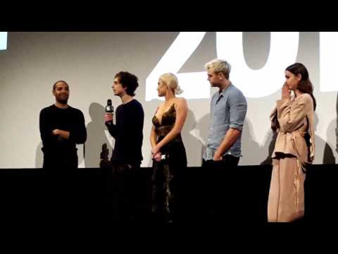 Hot Summer Nights, Q&A  SXSW
