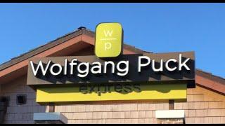 Wolfgang Puck Express Marketplace | Disney Springs | August 2016 HD