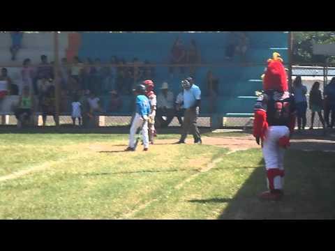 Carlos Espinosa Rivera torneo william sport  VERACRUZ VS NUEVO LEON