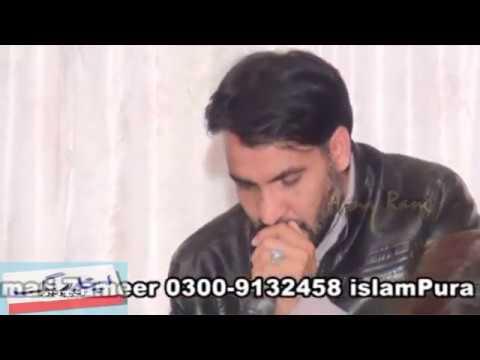 Hafiz Mazhar Vs Raja Hafeez Babar - Pothwari Sher - Jabbar Mela - 6.3.2018