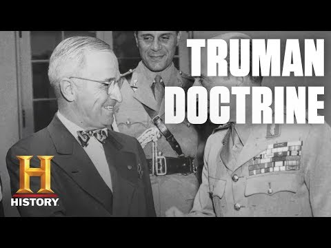 Here's How the Truman Doctrine Established the Cold War   History