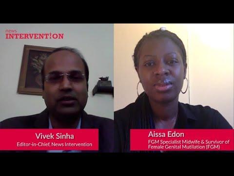 Aissa Edon, Female Genital Mutilation (FGM) Survivor --- Interview