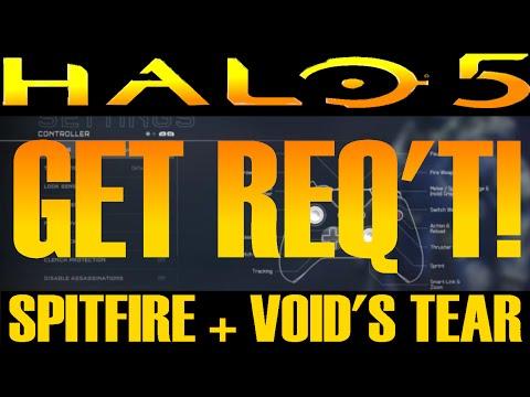Halo 5 - GET REQ