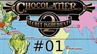 LP Chocolatier2 #01 - Schokolade in den wilden 20ern