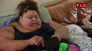 Repeat youtube video I Haven't Walked in Ten Years | My 600-lb Life