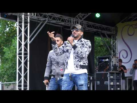 Kamal Raja at the Southall Mela 2017