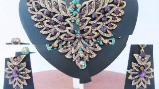 Designer Indian Jewelry - Designer Fashion Jewelry -- Fashion Accessories