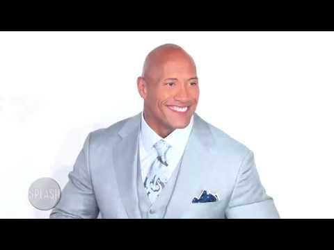 Dwayne 'The Rock' Johnson shares 100-piece sushi meal   Daily Celebrity News   Splash TV