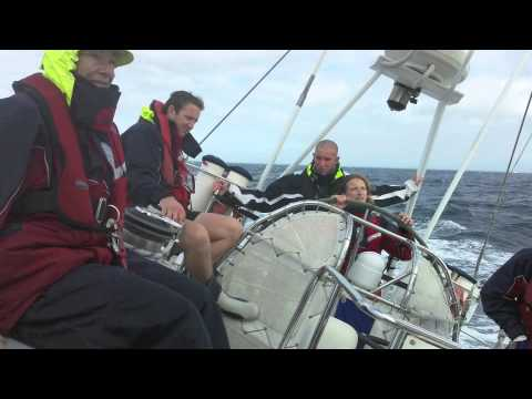 Challenger Sailing- ARC Delivery Voyage 2010 (CF136) with Tall Ships Youth Trust