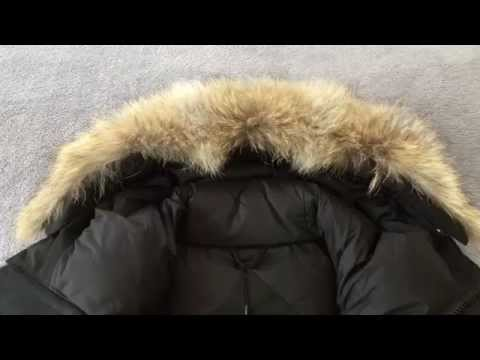Canada Goose Langford Parka Review Deutsch