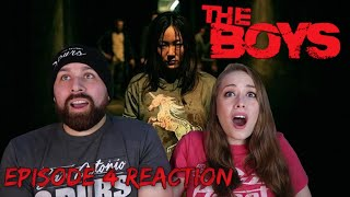 "The Boys Season 1 Episode 4 ""The Female of the Species"" REACTION!"