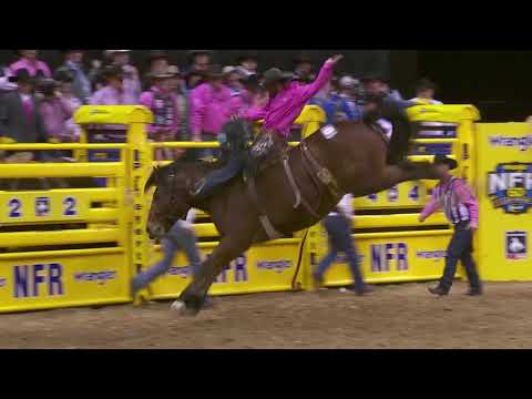 2018 Wrangler NFR Round 5 Highlights #TETWP