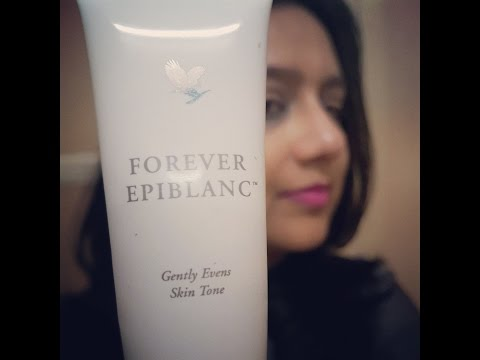 Lighten freckles,dark spots with FOREVER EPIBLANC- a review