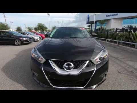 Nissan Maxima 2017 Interior >> 2017 Nissan Maxima S Interior