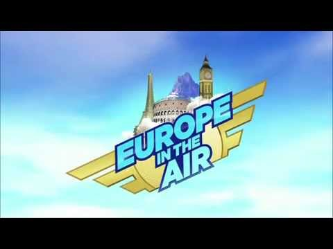 Busch Gardens Williamsburg - Europe In The Air TV Advert