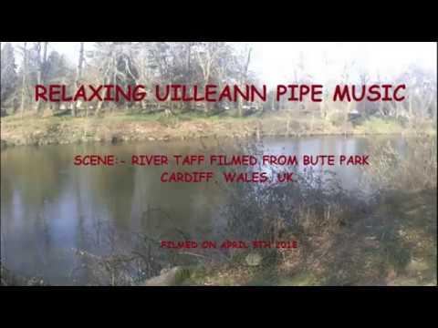 Relaxing Uilleann Pipe Music