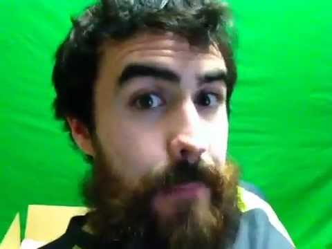 boobs beard Big long