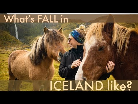 When's the Best Time to Visit Iceland? THIS IS AUTUMN