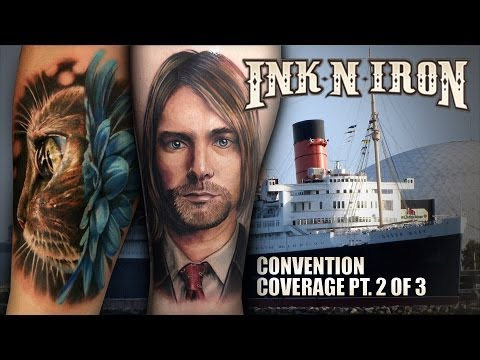 Ink N Iron Convention Coverage Pt. 2 of 3
